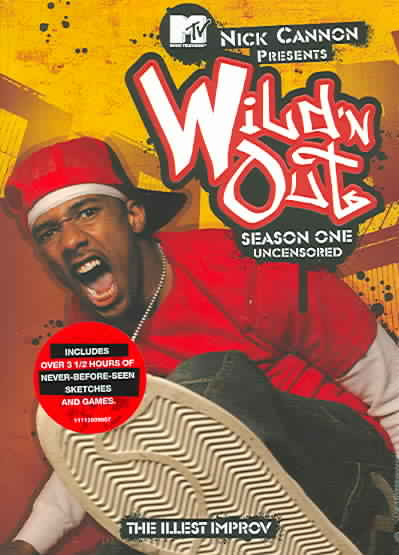 NICK CANNON PRESENTS:WILD N OUT 1 BY CANNON,NICK (DVD)