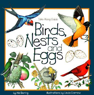 Birds, Nests, & Eggs By Boring, Mel